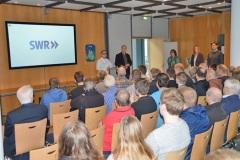 Besuch beim SWR in Mainz