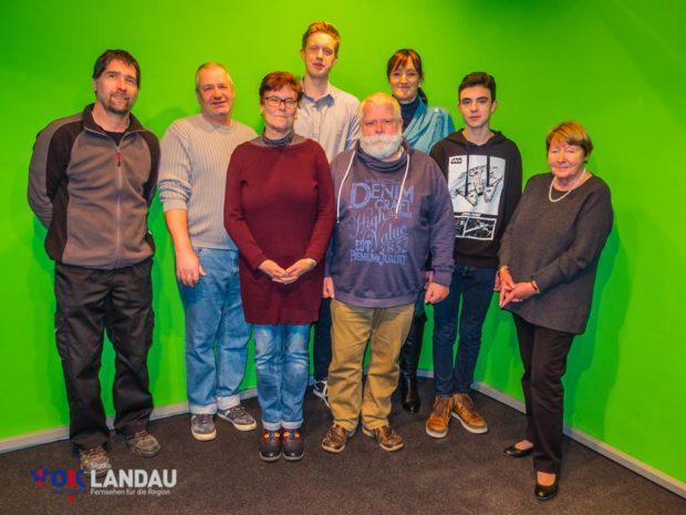 Neugewählter Vorstand Studio Landau