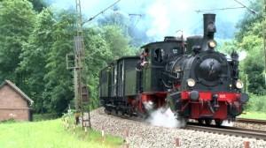 Auf historischen Schienen durch den Pfälzerwald