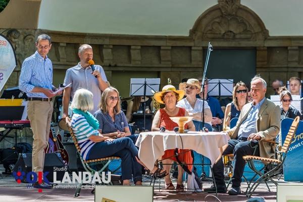 Goetheparkplaudereien Landau 2017