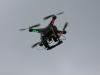 Neu dabei: Drohnentechnik
